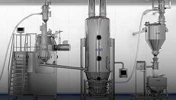 Best Granulation Machine In Pharma