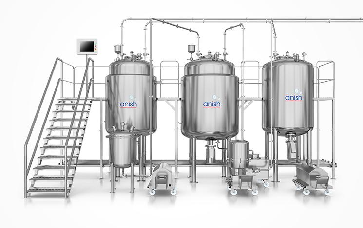Best Liquid Manufacturing Plant In India