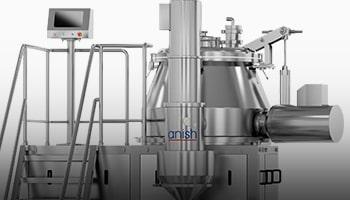Best Rapid Mixer Granulator In India