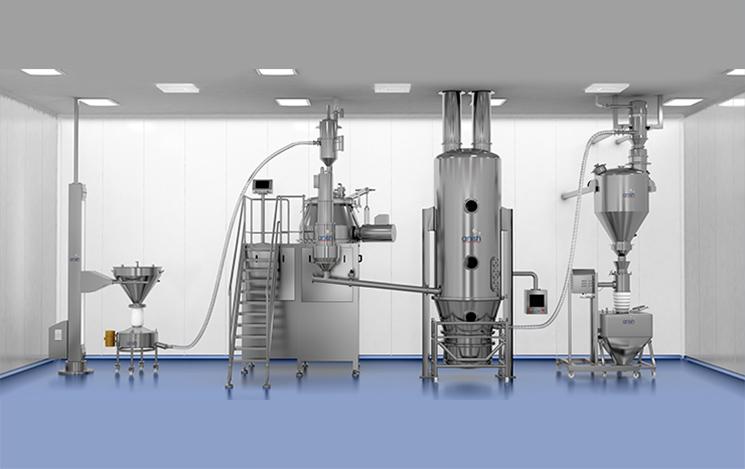 Granulator Machine For Pharmaceuticals In India