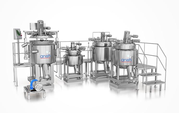 Ointment Manufacturing Machine In Inida
