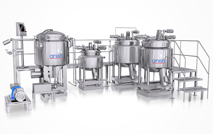 Ointment Manufacturing Equipment In India